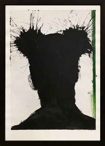 Richard Hambleton, 'Shadow Head ', 1984-1994