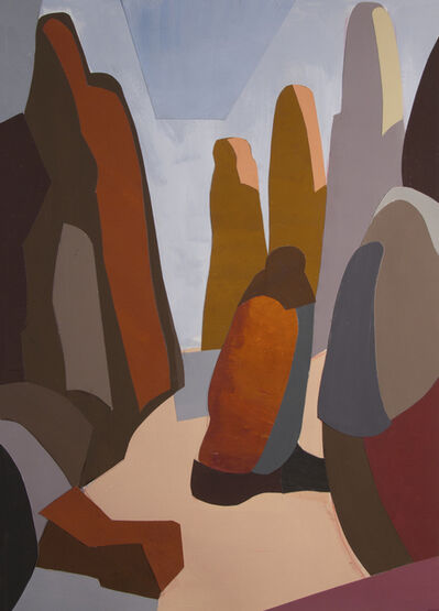 Monica Bernier, 'Tall Rocks I', 2018