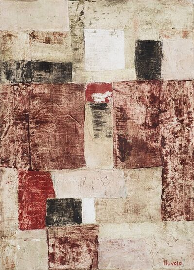 Nuvolo, 'Untitled', 1955