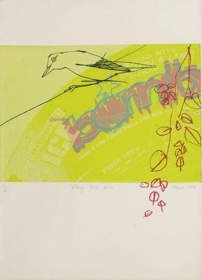 Anna Marrow, 'BOBBY'S BIRD BOMB', 2004