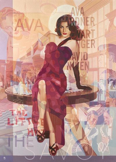 Stuart McAlpine Miller, 'Ava Gardner: A Desirable Proposition', 2018