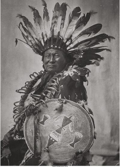 Frank Bennett Fiske, 'Sioux of North Dakota Portfolio (thirty photographs)', circa early 1900s
