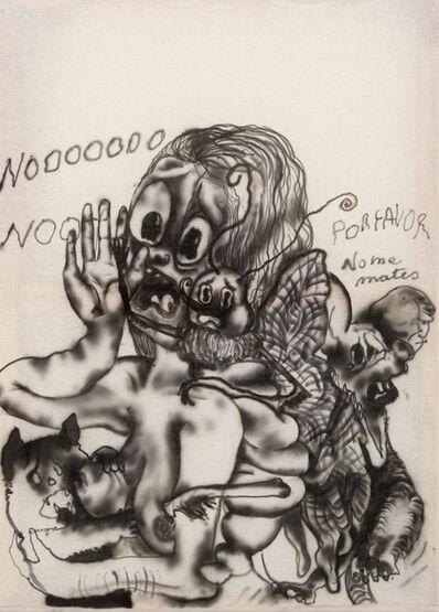 Constanza Giuliani, 'No me mates', 2019