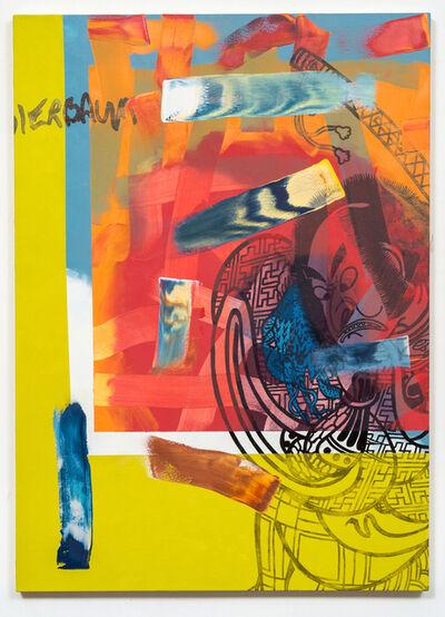 Jack Featherly, 'Hank Bierbaum Fantasizes', 2016