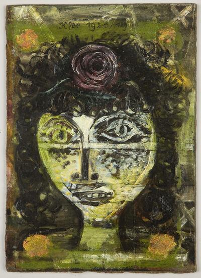 Paul Klee, 'Rosa', 1920