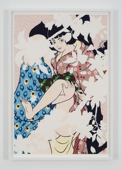 Asuka Ohsawa, 'Spring love 5', 2009