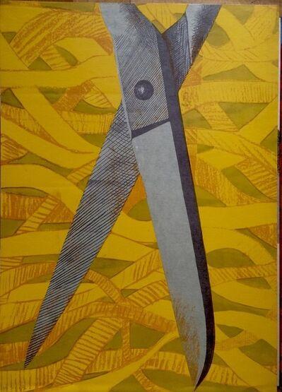 Carlos Gallardo, 'Tijera', 1976