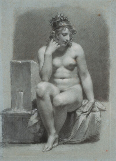 Pierre-Paul Prud'hon, 'La Source', 1800-1810