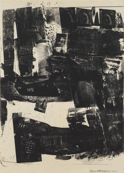 Robert Rauschenberg, 'Spot', 1964
