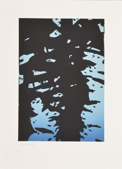 Alex Katz, 'Reflection I', 2010