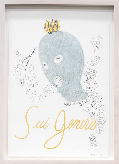 Maureen Selwood, 'Sui Generis', 2014