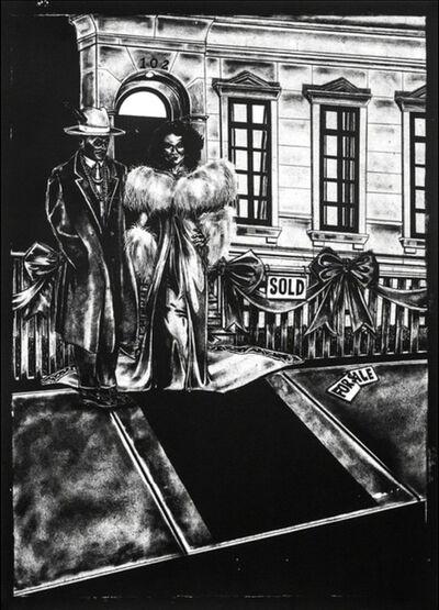Katlego Tlabela, 'Black Owned Property', 2016