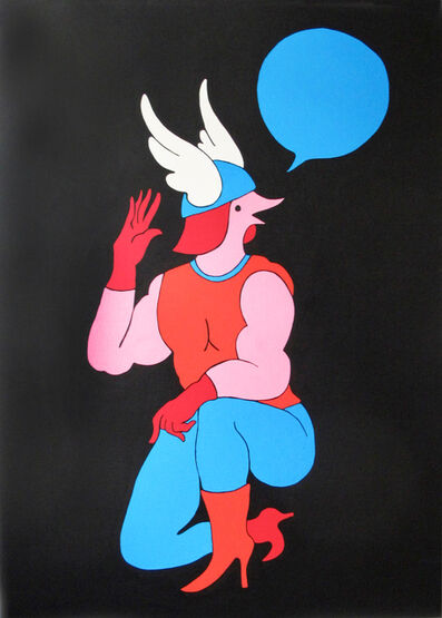 Parra, 'Talk To The Hand', 2009