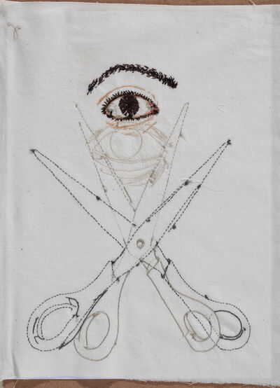 Rakhi Peswani, 'Envisioning the Seer (Studies on Seeing)', 2015