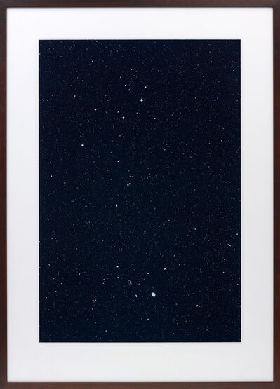 Thomas Ruff, 'Sterne 11h 12m/-35°', 1989