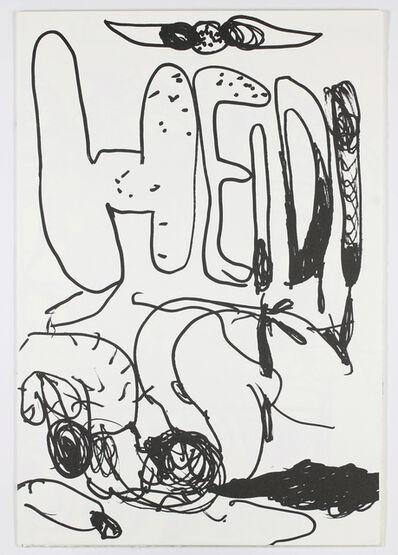 Paul McCarthy, 'Heidi - Portfolio from Paul McCarthy'