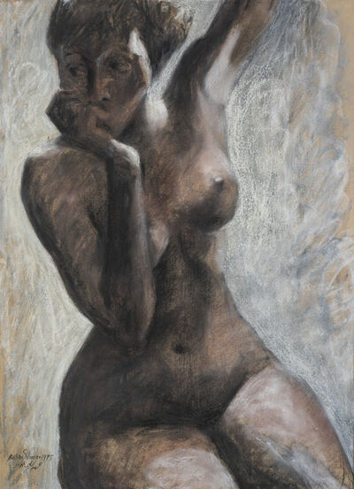 Hassan Soliman, 'Nude Beauty. ', 1995