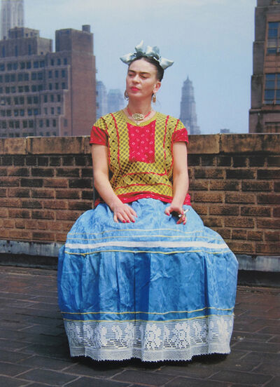 Nickolas Muray, 'Frida in New York', 1946