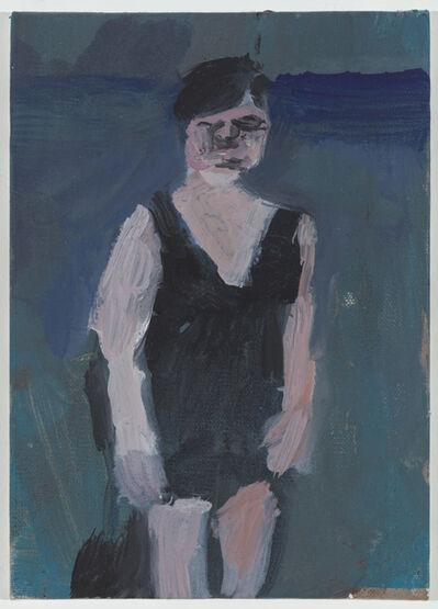 Janice Nowinski, 'Bather in Blue Bathing Suit ', 2019