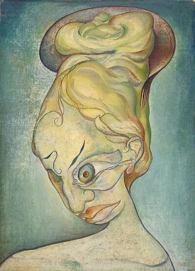 Sam Atyeo, 'Surrealist Head', 1932