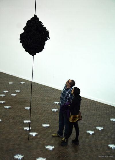 Eduardo T. Basualdo, 'Línea de tiempo', 2014