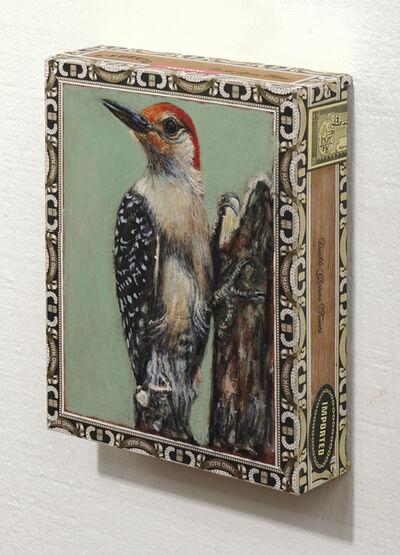 Ed Musante, 'Red Bellied Woodpecker / Handmade', 2019