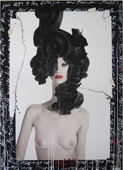 Efren Isaza, 'Teresa Staring', 2010