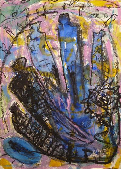 Gunter Damisch, 'Ohne Titel', 2000