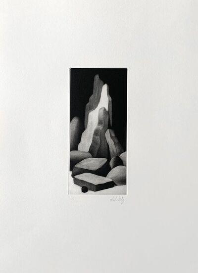 Nicolas Party, 'Rocks', 2016