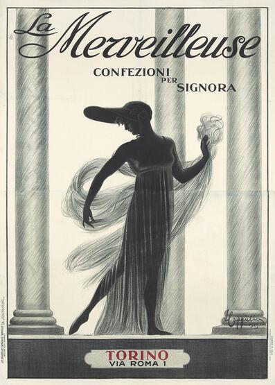 Leonetto Cappiello, 'La Merveilleuse.', 1923