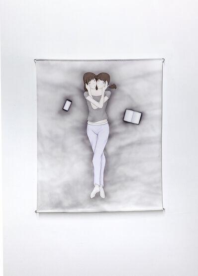 Andrea Crespo, 'attracting...', 2015