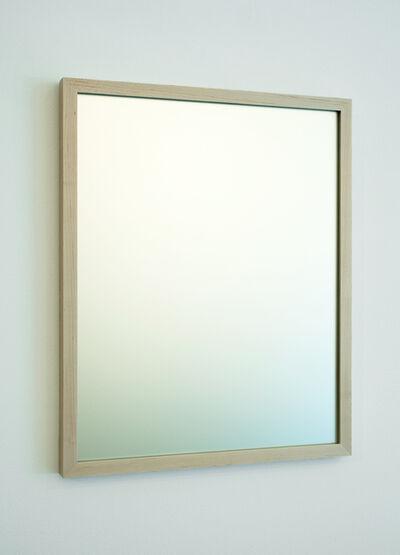Sherrie Levine, 'Silver Mirror : 4', 2010