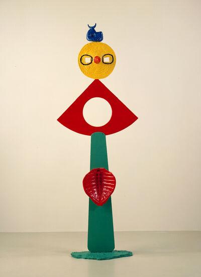 Joan Miró, 'Caress of a Bird (La Caresse d'un oiseau)', 1967
