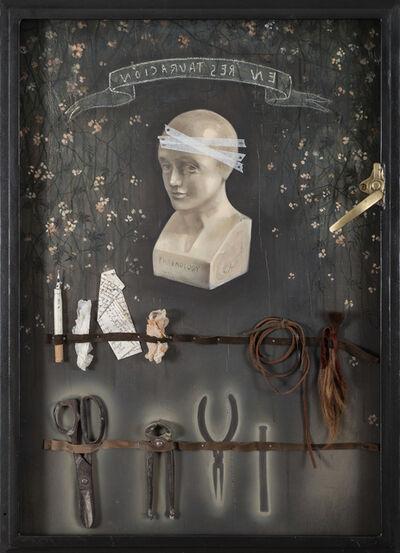 CLAUDIA PEÑA, 'En Restauración', 2016