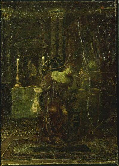 Albert Pinkham Ryder, 'Desdemona', 1896