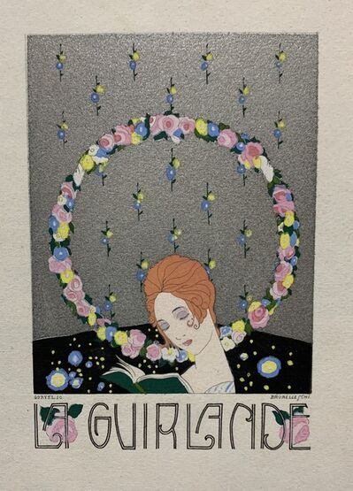 George Barbier, 'La Guirlande', 1919-1920