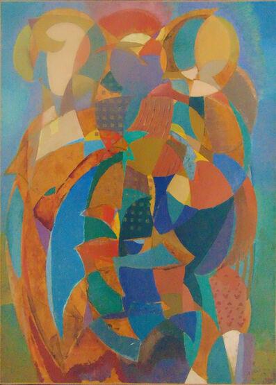 Alfréd Réth, 'Abstract Composition', 1939