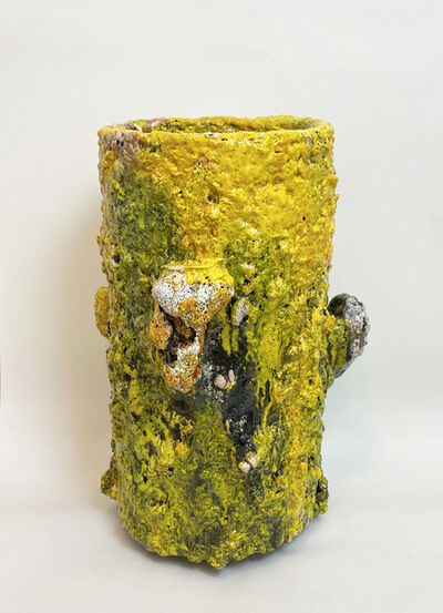 Tony Marsh, 'Crucible (Yellow) ', 2019