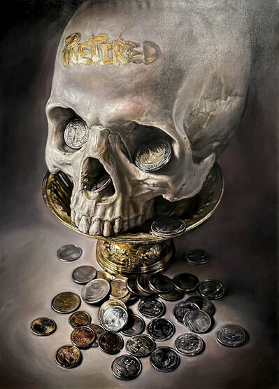 Wal Chirachaisakul, 'Price of Eternity', 2018