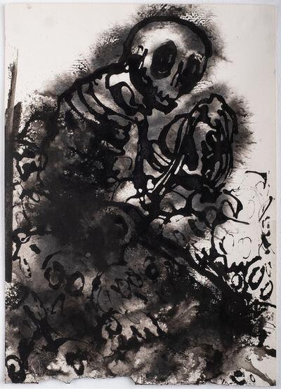 Fabian Wolf, 'Field of Skulls', 2018