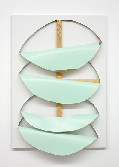 Huseyin Sami, 'Untitled (Mint Green)', 2018