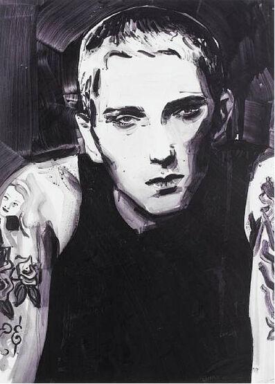 Elizabeth Peyton, 'Em', 2003