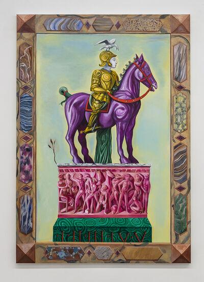Giovanni Copelli, 'Monumento Equestre I', 2019-2020