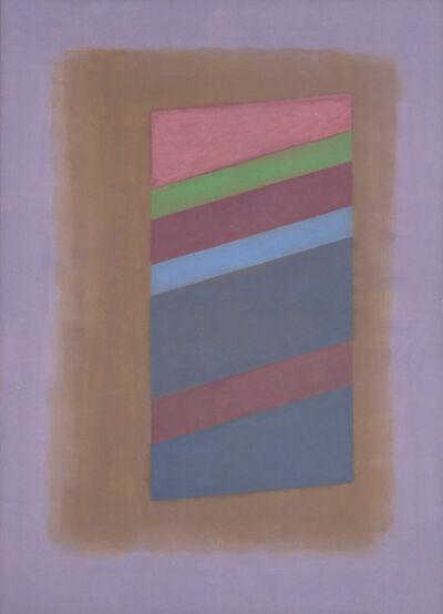 Charles Pollock (1902-1988), 'NY15', 1969