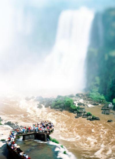 Olivo Barbieri, 'The Waterfall Project (OB-TAV XXI, TWP, Iguazu, Argentina / Brazil) ', 2006-2007