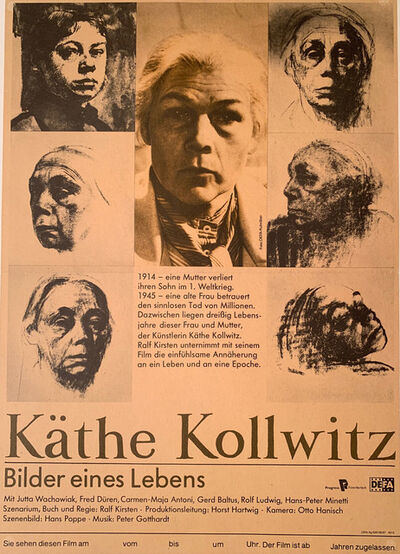 Käthe Kollwitz, 'Kathe Kollwitz, Bilder eines Lebens (Pictures of a Life), HOLIDAY SALE $150 OFF THRU MAKE OFFER', 1987