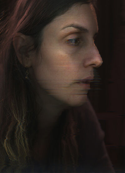 Suzette Bross, 'Iris', 2015