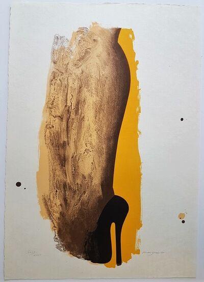 Allen Jones, 'Leg Splash', 1970