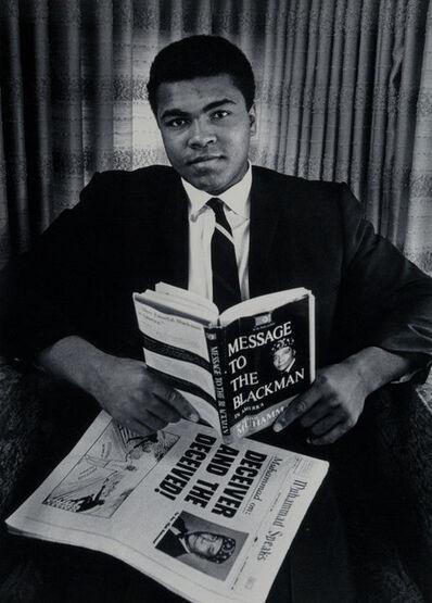 Leif Erik Nygards, 'Muhammad Ali, Chicago', 1966