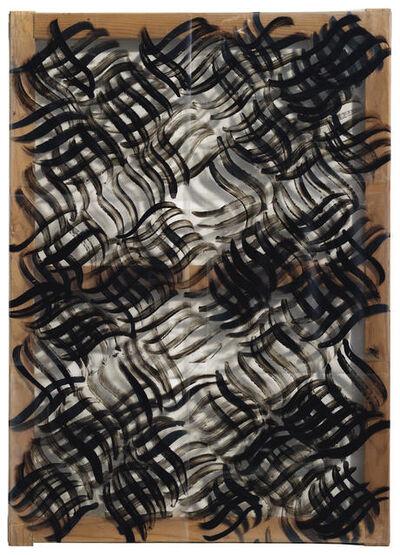 Carla Accardi, 'Segni neri', 1967-1976